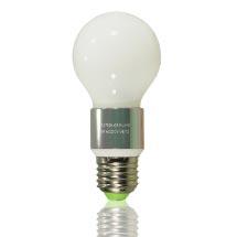 LED-Tisch Birne matt E27 6 Watt dimmbar , copyright PolyTrade GmbH, alle Rechte vorbehalten