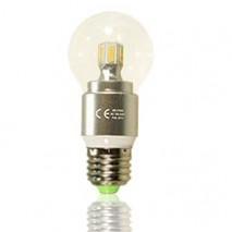 LED-Birne E27 klar 6 Watt  dimmbar – 4000204