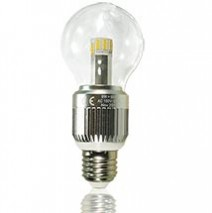 LED-Birne E27 klar 9 Watt – 4000205