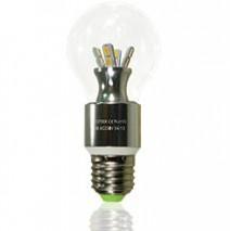 LED-Tisch Birne E27 klar 6 Watt dimmbar – 4000209