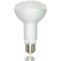 LED-Spot R80 E27 9 Watt, copyright PolyTrade GmbH, alle Rechte vorbehalten