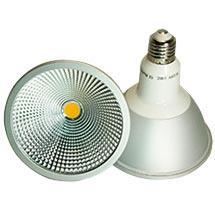 LED-Spot PAR38 E27 16 Watt dimmbar, copyright PolyTrade GmbH, alle Rechte
