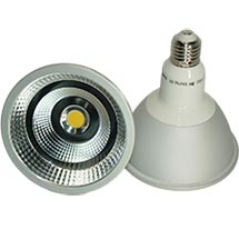 LED-Spot PAR38 E27 16 Watt dimmbar, copyright PolyTrade