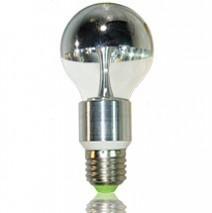 LED-Kopfspiegel Birne E27 6 Watt dimmbar – 4000601