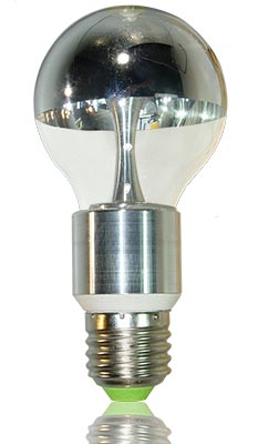 LED-Birne klar E27 6 Watt