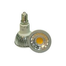 LED-Spot E14 COB2 6 Watt, dimmbar, copyright PolyTrade GmbH, alle Rechte vorbehalten