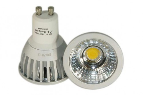 LED-Spot GU10 COB2 – 7 Watt dimmbar – 4020303