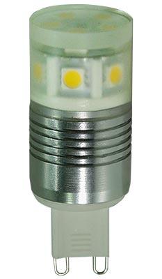 LED-G9 Stiftsockel 3 Watt, copyright PolyTrade GesmbH, alle Rechte vorbehalten