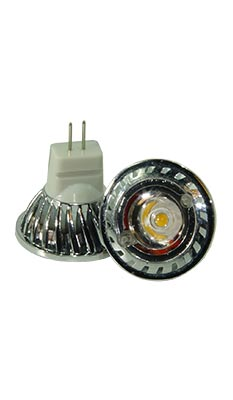 LED-Spot MR11 - 4 Watt dimmbar,copyright PolyTrade GesmbH,
