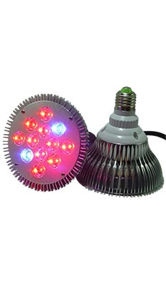 LED-Wachstumslampe 12 Watt, copyright PolyTrade GesmbH