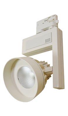 LED Strahler zur Shopbeleuchtung 25 Watt, copyright PolyTrade GesmbH