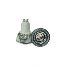 LED-Spot GU10 COB1 – 6 Watt dimmbar – 4020201