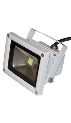 LED-Fluter IP65 - 10 Watt, copyright PolyTrade GesmbH