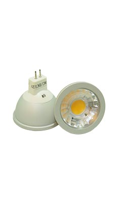 LED-Spot MR16 6 Watt dimmbar, copyright PolyTrade GesmbH