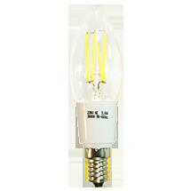 LED-Kerze, copyright PolyTradeGesmbH, alle Rechte vorbehalten